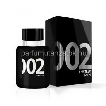 Chatler 002 Men - Carolina Herrera 212 VIP parfüm utánzat
