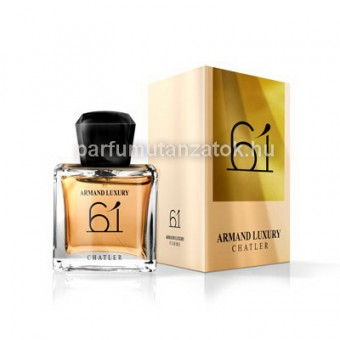 Chatler Armand Luxury 61 - Giorgio Armani Sí parfüm utánzat