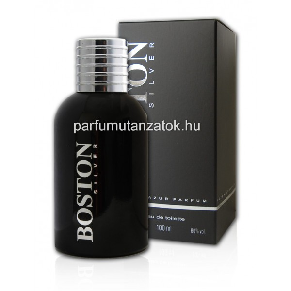 9d405fcbaa4985 Cote d Azur Boston Silver - Hugo Boss Bottled United utánzat