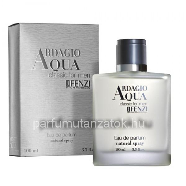 J Fenzi Ardagio Aqua Classic For Men Giorgio Armani Acqua Di Gio