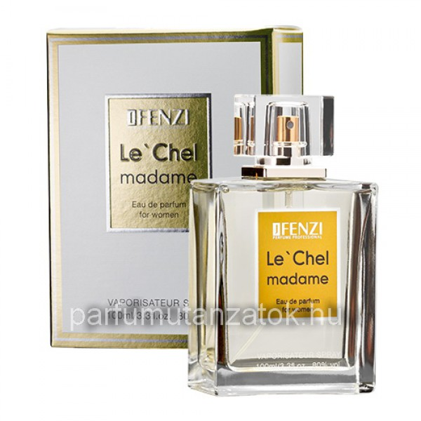 645edbc619 J. Fenzi Le' Chel Madame - Chanel Coco Mademoiselle parfüm utánzat