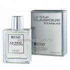 J. Fenzi Le'Chel Titanium - Chanel Egoiste Platinum parfüm utánzat