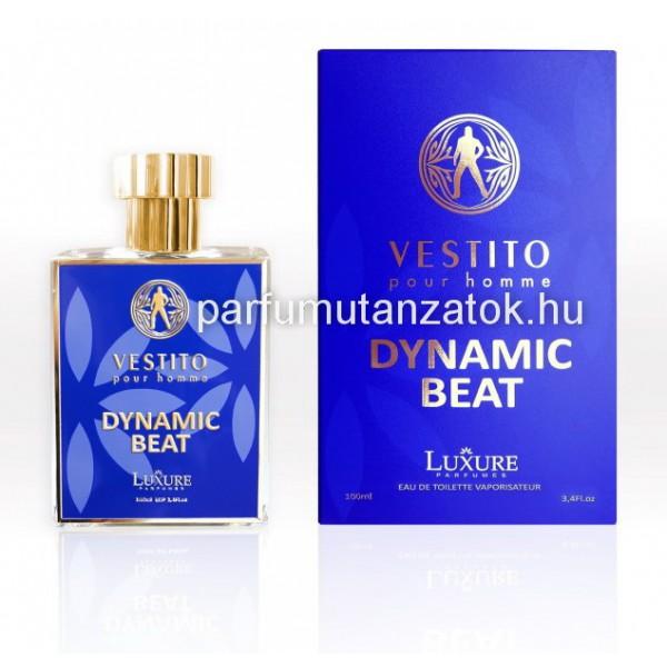 a894e99d13 Luxure Vestito Dynamic Beat - Versace Dylan Blue parfüm utánzat