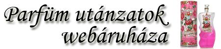 Parfüm utánzatok webáruháza